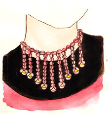 silay necklace
